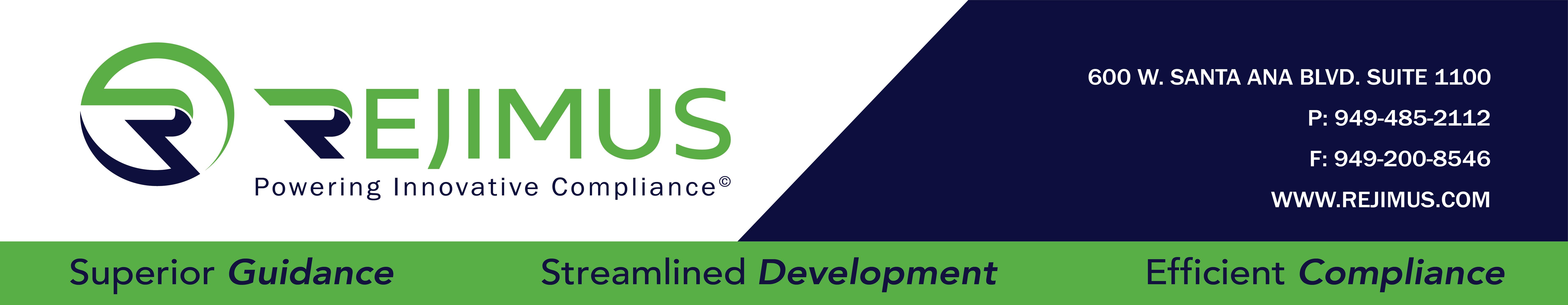 Label Review - REJIMUS Heading